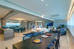 Apartamento com 4 dormitórios à venda, 264 m² por R$ 2.125.000,00 - Setor Oeste - Goiânia/
