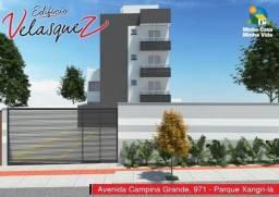 Apartamento à venda com 2 dormitórios em Xangri-lá, Contagem cod:47796
