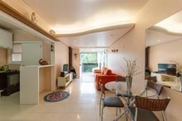 Apartamento à venda com 1 dormitórios em Chácara das pedras, Porto alegre cod:8679