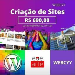 Criação de Sites a partir de R$ 690,00