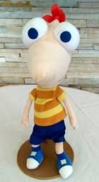Boneco Phineas - Disney Store