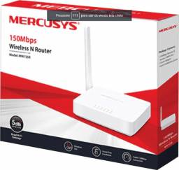 Roteador Wireless N 150mbps 1 Antena (NOVO)