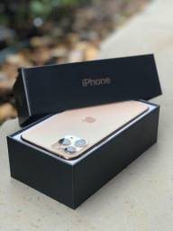 Iphone 11 pro 64 gb gold ( 1 ano garantia apple )
