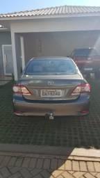 Vendo Corolla XEI 2.0 2011/2012 - 2012
