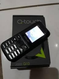 Celular q-touch pegá em Igarassu