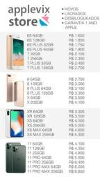 Iphones lacrados compre seu produto aqui