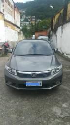 Honda Civic LXS 1.8 Automatico 2014 - 2014