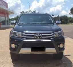 Toyota Hilux SRX 4x4 Diesel - 2017