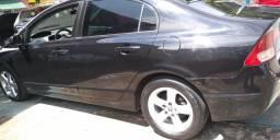 Honda Civic LXS flex 2008 automático 28900 - 2008