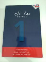 Livros Callan 1, 4 e 5