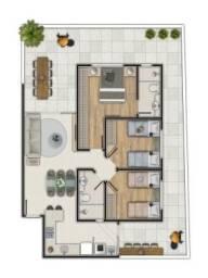 Cobertura à venda com 3 dormitórios em Nova suiça, Belo horizonte cod:18813
