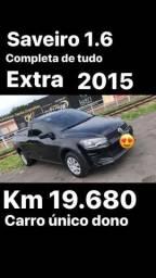 Saveiro 2015 comp extra 33.000mil - 2015