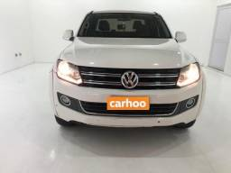 Amarok 2.0 highline 4X4 cd 16V turbo intercooler diesel AUTO - 2016