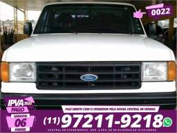 Carro Ford f-1000 3.6 super série cs gasolina 2p manual 1994 branco, ipva pago ! - 1994