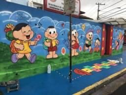 Pinturas infantis e letreiro - Barato e de alta qualidade