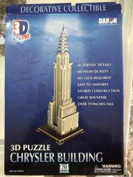 Maquete Chrysler Building - 3D