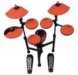 Bateria Eletrônica X-pro Ed2 Orange Função Choke (Mixer Instrumentos Musicais)