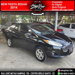 New Fiesta Sedan SE 2014