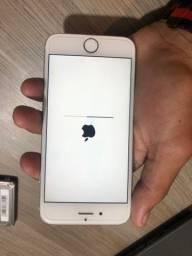 Vendo iPhone 6s 16 gigas semi novo aparelho todo original