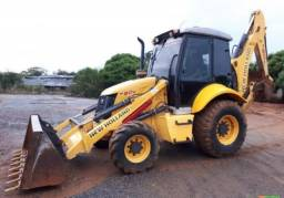 Retroescavadeira New Holland B90B 4x4