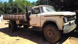 Caminhão Dodge Toco Ano 80