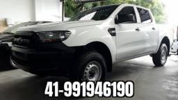 Ranger CD XL 2.2 4x4 Diesel manual 2020/20 *Ultima unidade cor cinza