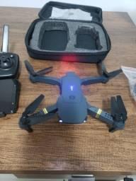 Drone Portátil Com Câmera 100% Novo Com Case Para Transporte