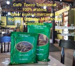 Café Teeiro Torrado e moído
