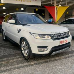 Range Rover Sport 2016 3.0 Hse 4x4 V6 24v Diesel 4p Automatico (81)9. *
