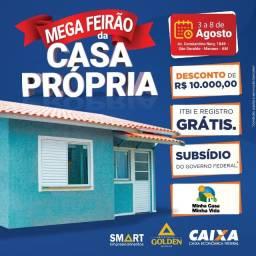 More no iranduba! bairro planejado/ casa 2 qts/ súite!!