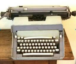 Máquina escrever antiga