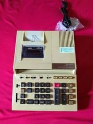Vendo uma calculadora comercial Sharp CS-2181, Usada revisada com garantia de 90-Dias