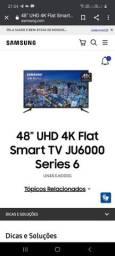 Tv smart 48 polegadas 4k