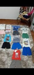 Vestidos e conjuntos infantis 2 a 6 anos