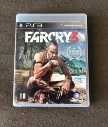 Jogo ps3 Far cry 3