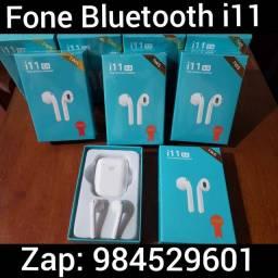 Fones Bluetooth i11