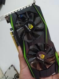 Cooler duplo (ventoinha) da Placa de video GTX 1050 ti