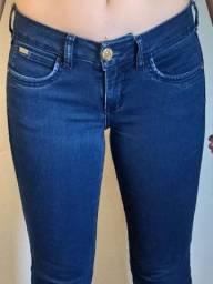 Calça Jeans Azul marinho Colcci (38)