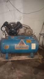 Compressor usado em bom estado