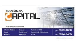 Metalúrgica Capital estrutura metálicas