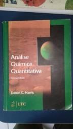 Análise química quantitativa Daniel C Harris