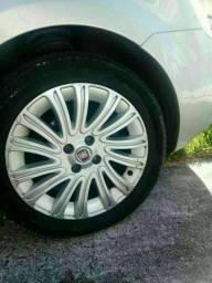 Troco rodas 16 Fiat p/ aro 15