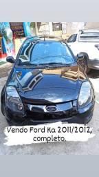 Título do anúncio: Ford Ka 2011/2012
