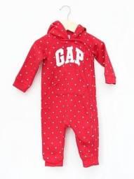Título do anúncio: Macacão baby gap 12 a 18M