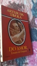 Livro Do amor ,ensaio