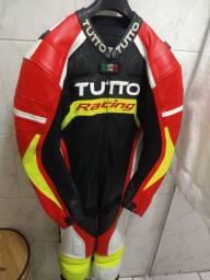 Macacão Tutto Racing Led Flúor
