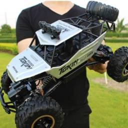 Carro de controle remoto de alta velocidade com estilo buggy off-road.