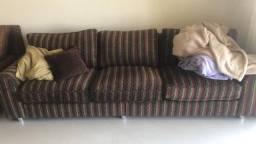 Sofa tamanho família!