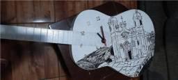 Relógio de Violão