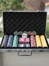 Maleta Poker 300 Fichas